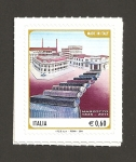 Stamps Italy -  Marzotto, grupo textil