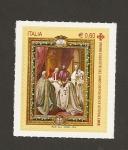 Stamps Italy -  Orden del Santo Sepulcro de Jerusalem