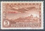 Sellos de Europa - España -  ESPAÑA 630 III CONGRESO DE LA UNION POSTAL PANAMERICANA. OFICIAL