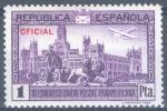 Sellos de Europa - España -  ESPAÑA 634 III CONGRESO DE LA UNION POSTAL PANAMERICANA. OFICIAL