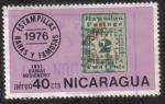 Sellos de America - Nicaragua -  Estampillas Raras y Famosas 1976