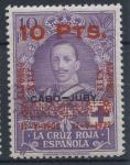 Stamps : Europe : Spain :  ESPAÑA 401 XXV ANIVERSARIO DE LA CORONACION DE ALFONSO XIII