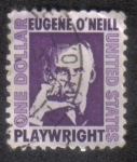 Stamps United States -  Eugene O'neill