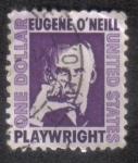 Sellos de America - Estados Unidos -  Eugene O'neill