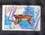 Stamps of the world : Nicaragua :  Cerámica policroma de Nicaragua