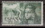 Sellos de Europa - España -  ESPAÑA SEGUNDO CENTENARIO Nº 1097 ** 60C VERDE ISABEL LA CATOLICA