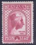 Sellos de Europa - España -  ESPAÑA 642 IX CENTENARIO DE LA FUNDACION DEL MONASTERIO DE MONTSERRAT