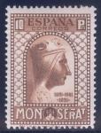 Stamps Spain -  ESPAÑA 648 IX CENTENARIO DE LA FUNDACION DEL MONASTERIO DE MONTSERRAT