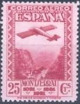 Stamps Spain -  ESPAÑA 652 IX CENTENARIO DE LA FUNDACION DEL MONASTERIO DE MONTSERRAT