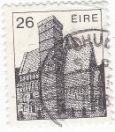 Stamps Ireland -  Edificio