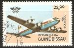 Stamps Guinea Bissau -  AVIÒN   DEC - 6B