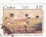 Stamps Cuba -  400 Aniversario de la Indústria Azucarera