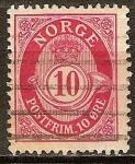 Sellos del Mundo : Europa : Noruega :