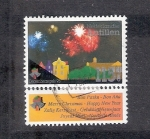 Stamps : America : Netherlands_Antilles :  Sellos de Diciembre