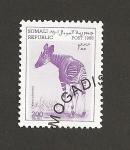 Stamps Somalia -  Okapia johnstone