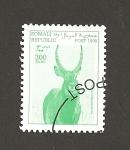 Stamps Somalia -  Kobus ellipsiprymnus