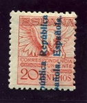 Stamps Europe - Spain -  II República Española