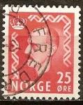 Sellos de Europa - Noruega -  El rey Haakon VII.