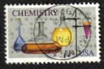 Sellos de America - Estados Unidos -  Chemistry
