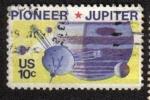 Sellos del Mundo : America : Estados_Unidos : Pioneer Jupiter