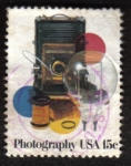 Stamps United States -  Photography