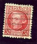 Stamps Spain -  Personajes y monumentos. Jovellanos