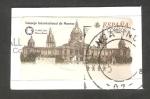 Sellos de Europa - España -  Consejo Internacional de Museos