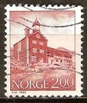 Sellos del Mundo : Europa : Noruega : Tofte Estate, Dovre,del siglo 16-17.