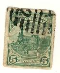 Stamps : America : Uruguay :  Comunicación