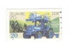 Sellos de Europa - Alemania -  35 años de LPG,coop agricola de comercialización