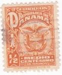 Sellos de America - Panamá -  Escudo