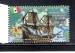 Sellos del Mundo : America : México : Centenario de la Independencia de Filipinas