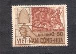 Sellos del Mundo : Asia : Vietnam : Aniversario de la Revolución