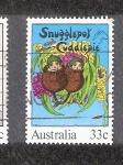 Sellos del Mundo : Oceania : Australia : Snugglepot y Cuddlepie