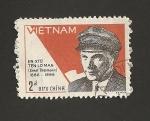 Stamps Vietnam -  Ernst Thalmann, político alemán