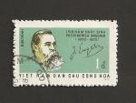 Stamps Vietnam -  Friedrich Engels, político