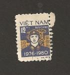 Sellos de Asia - Vietnam -  Plan quinquenal 1976-1980