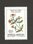 Sellos de America - Argentina -  Chinitas del campo