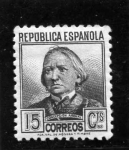 Stamps Europe - Spain -  Personajes. Concepcion Arenal