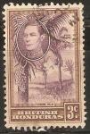 Stamps Belize -  PALMA   DE   COROZO
