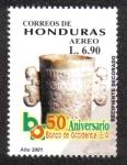 Sellos de America - Honduras -  50 Aniversario Banco de Occidente S.A.