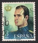 Sellos de Europa - España -  Don Juan Carlos I y Doña Sofia
