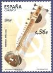 Sellos de Europa - España -  Edifil 4713 Sitar 0,36
