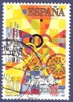 Sellos de Europa - España -  Edifil 3047 Mirando hacia el 92 (2) 20