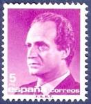 Sellos de Europa - España -  Edifil 2795 Serie básica 2 Juan Carlos I 5 NUEVO
