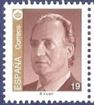 Sellos de Europa - España -  Edifil 3379 Serie básica 3 Juan Carlos I 19 NUEVO