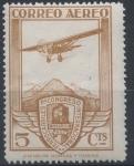 Stamps Spain -  ESPAÑA 483 XI CONGRESO INTERNACIONAL DE FERROCARRILES