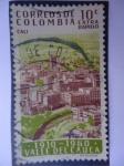 Sellos de America - Colombia -  Cali - Valle del Cauca 1910-1960