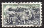 Sellos de Europa - España -  Mº. S. Pedro de Cardeña