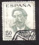Sellos de Europa - España -  Enrique Granados